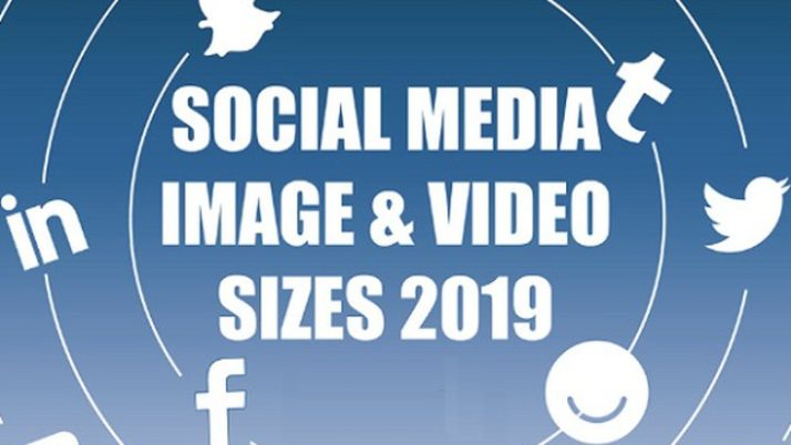 The 2019 Social Network Image Optimization Guide [Infographic]|Social Network Today