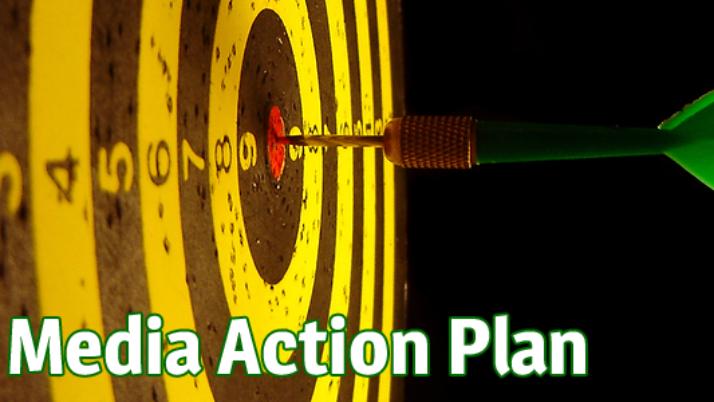 Social Media Action Plan – Social Media DIY Workshop