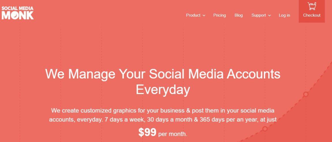 Social Media Monk: Perfect Platform For Social Media Management
