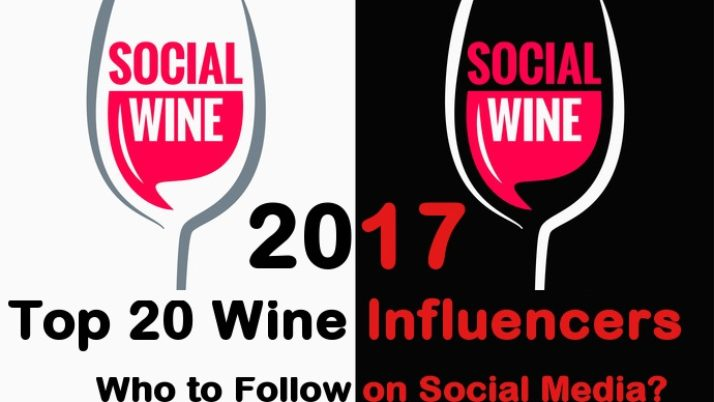 2017 Top 20 Wine Influencers: Who to Follow on Social Media? – Social Vignerons