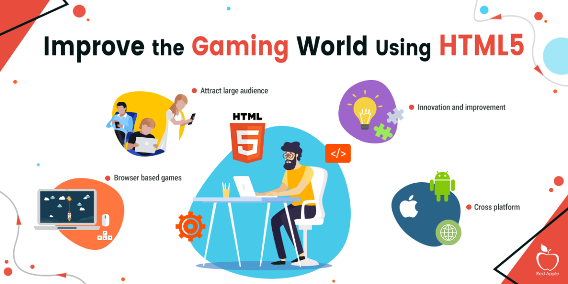 How to Improve the Gaming World Using HTML5