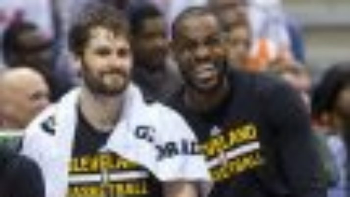 Kevin Love Calls LeBron 'Washed' and 'Trashed' via Social Media | Cavaliers Nation