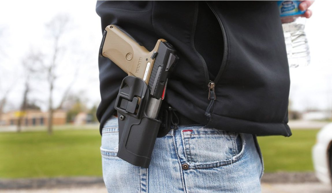 Florida Costs Would Outlaw Minors Post Weapon Photos on Social Media National Review