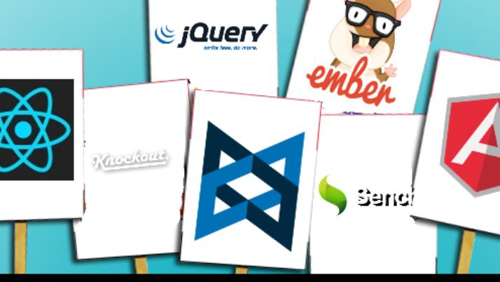 Big JavaScript Frameworks Resemble Fast Food.