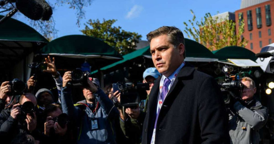 Acosta States Trump's 'Social Media Allies' Verbally Mistreated Reporters, Then Video Comes Out|Daily Wire