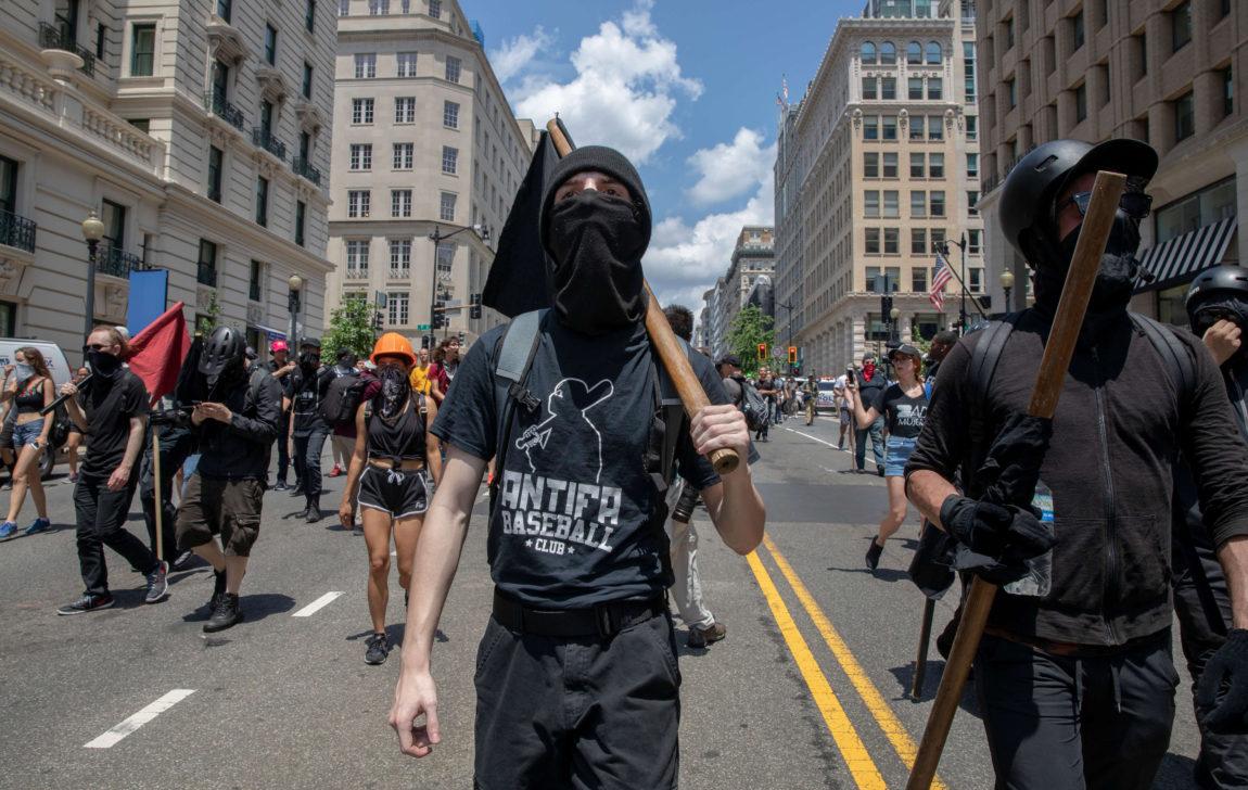 Antifa Professor in Cedar Rapids Under Fire for Violent Social Network Posts