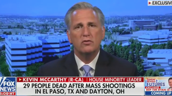2 Top Republicans Blame Video Games, School Prayer Restrictions, Social Network for Mass Shootings in Texas, Ohio