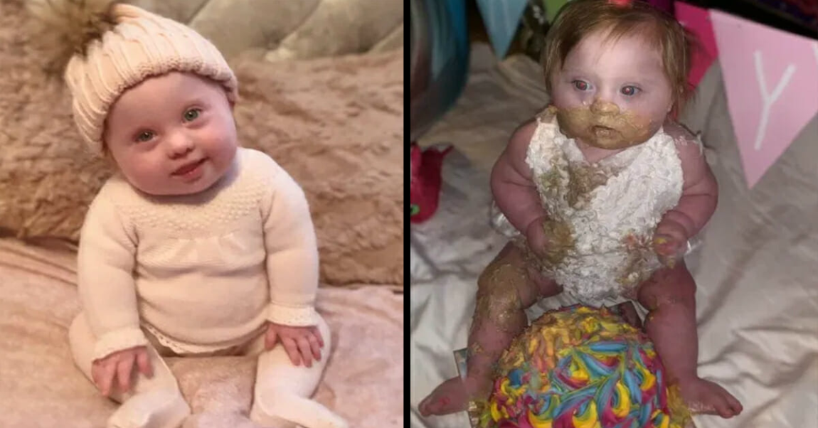 1-Year-Old Girl Suffering From Down Syndrome Getting Bullied on Social Network– Let's Show Her Our Assistance!