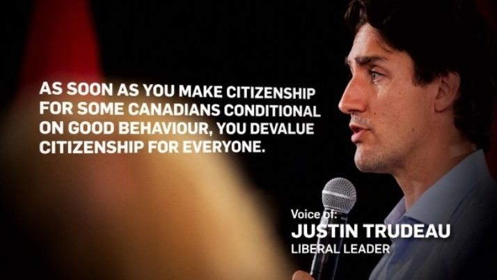National Council Of Canadian Muslims Require BAN Of Anti-Trudeau Social Network Sites