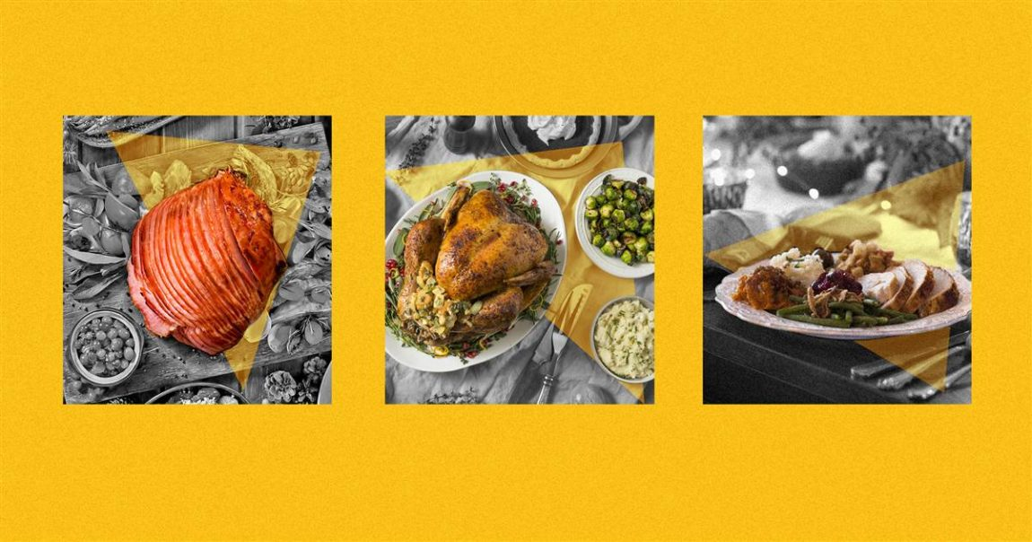 Thanksgiving turkey social networks images help promote our harmful fixation with meat