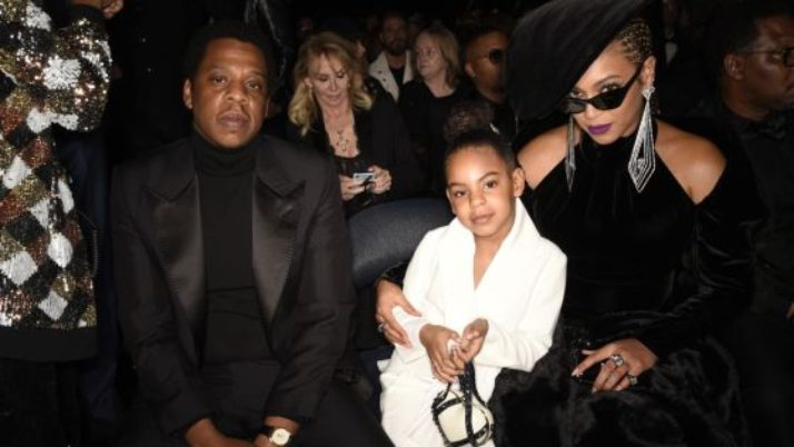 Social Network Rallies Behind Blue Ivy Carter After Writers Attack Her Appearances