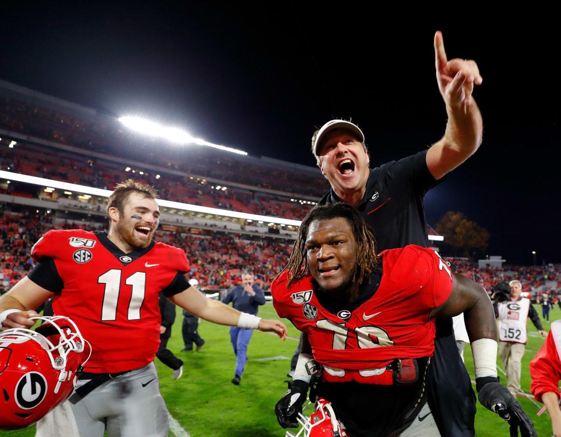 Social media reacts to Georgia football having No. 1 recruiting class after adding Daijun Edwards