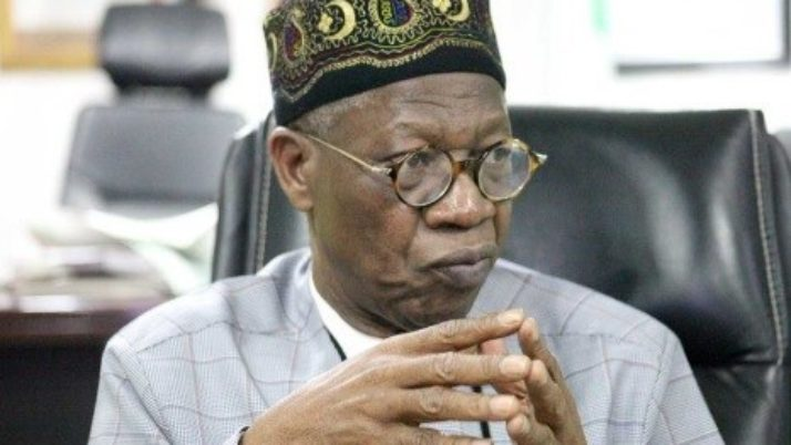 Lai Mohammed falsely declares social media bill doesn't exist, stimulating fury