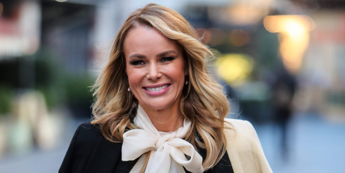 Amanda Holden 'breaks social media silence' following Phillip Schofield's coming out|Home entertainment Daily