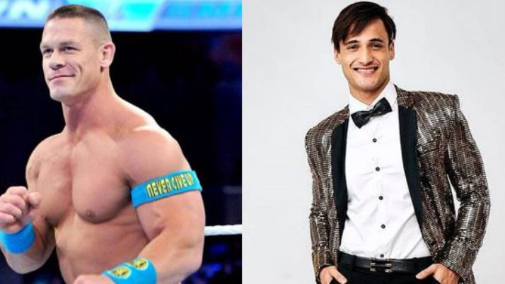 Bigg Manager 13: Wrestler John Cena shares Asim Riaz's photo on social networks and fans are captivated