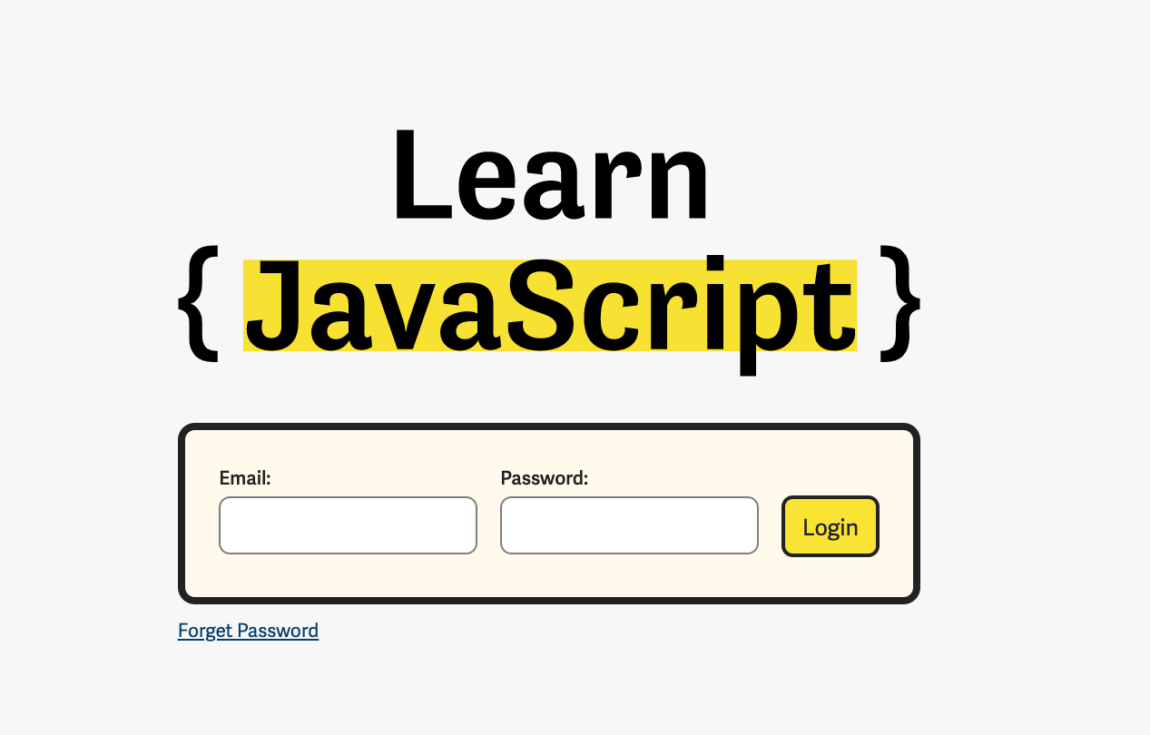 Developing a login system with HTML, CSS, and JavaScript|Zell Liew